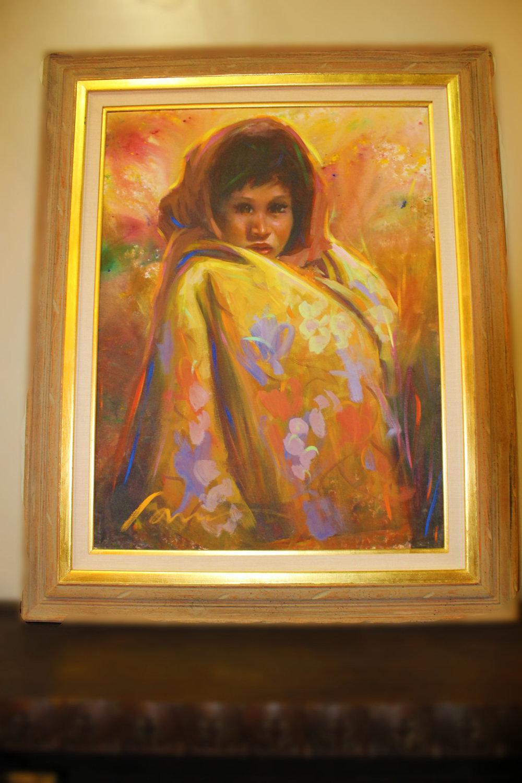 Anita by Miguel Camarena
