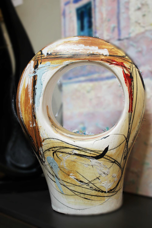 Drafters Art Sculpture