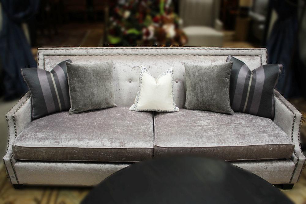 NEW Bernhardt Sofa