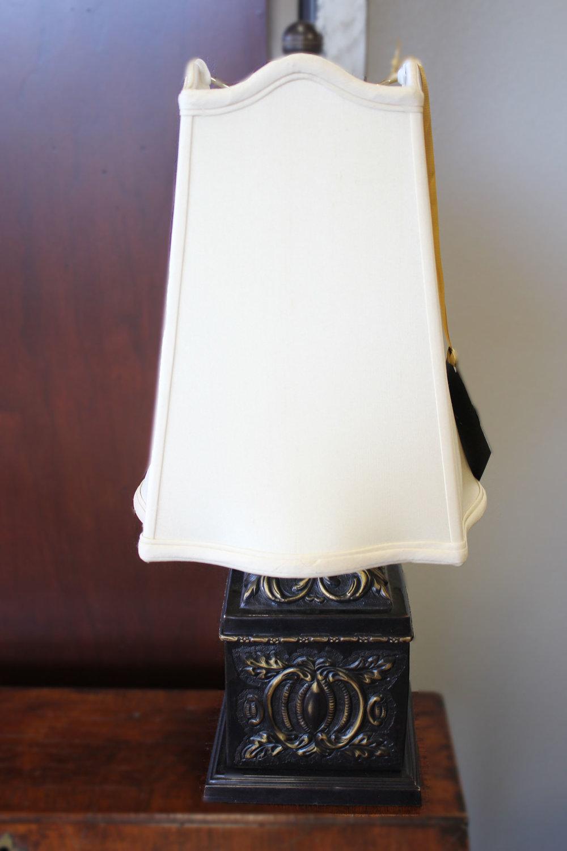Small Metal Lamp