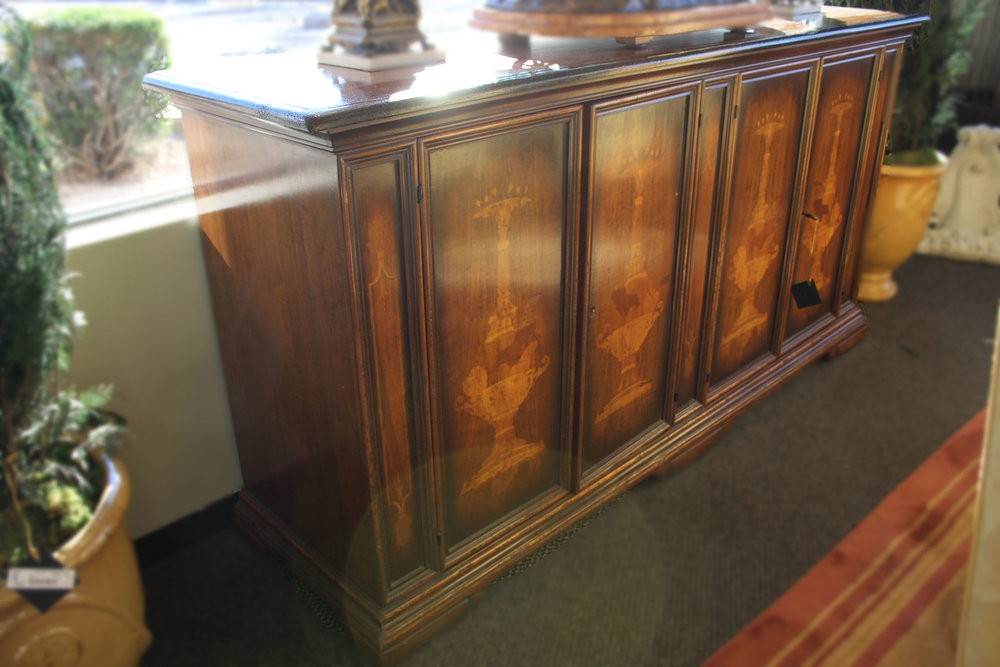 Tuscan Sideboard with Inlay