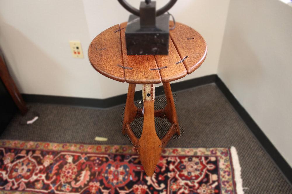Figi Coconut End Table