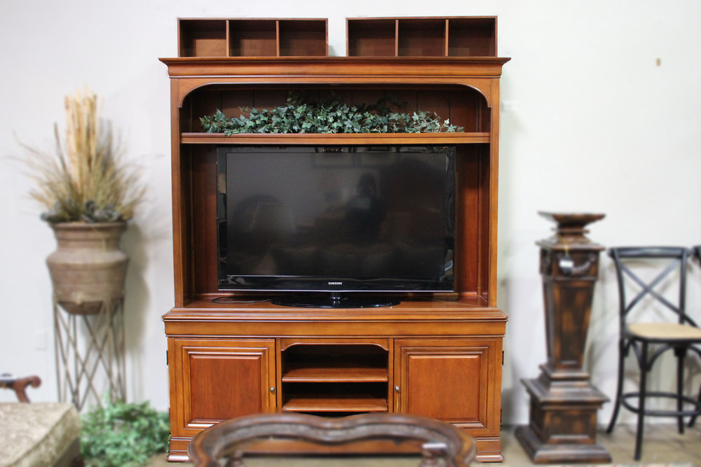 Entertainment Center AS IS