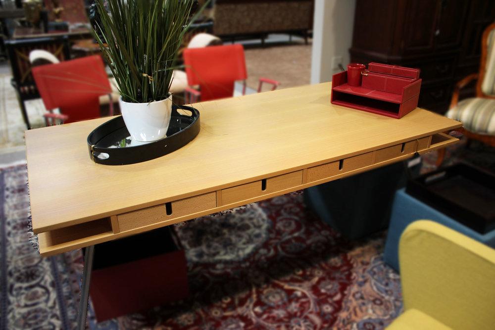 Design Within Reach Blonde Desk