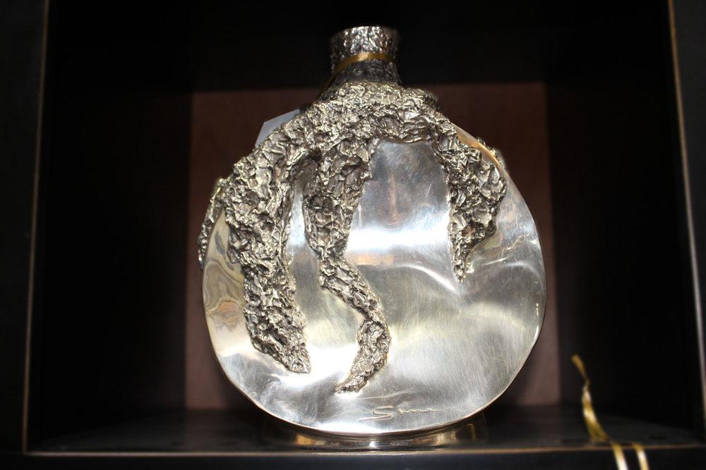 Silver Vase by D'Argenta