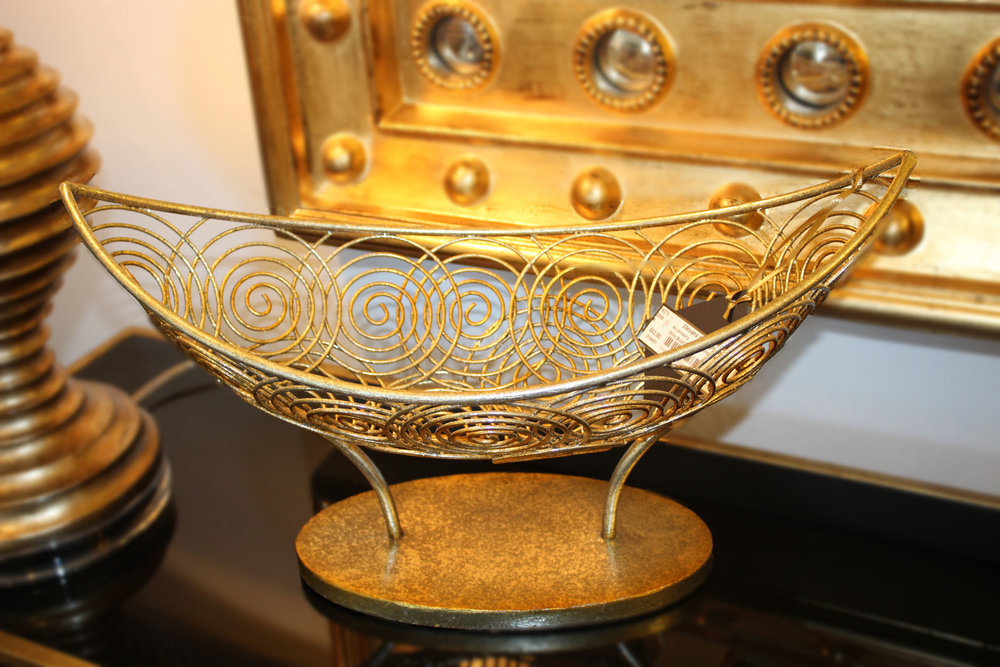 Wire Boat Bowl