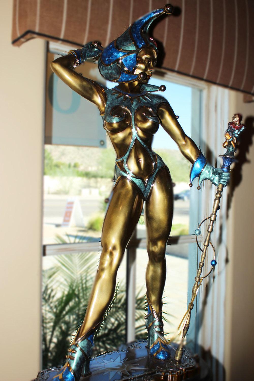 Belle Du Soleil by Bill Toma