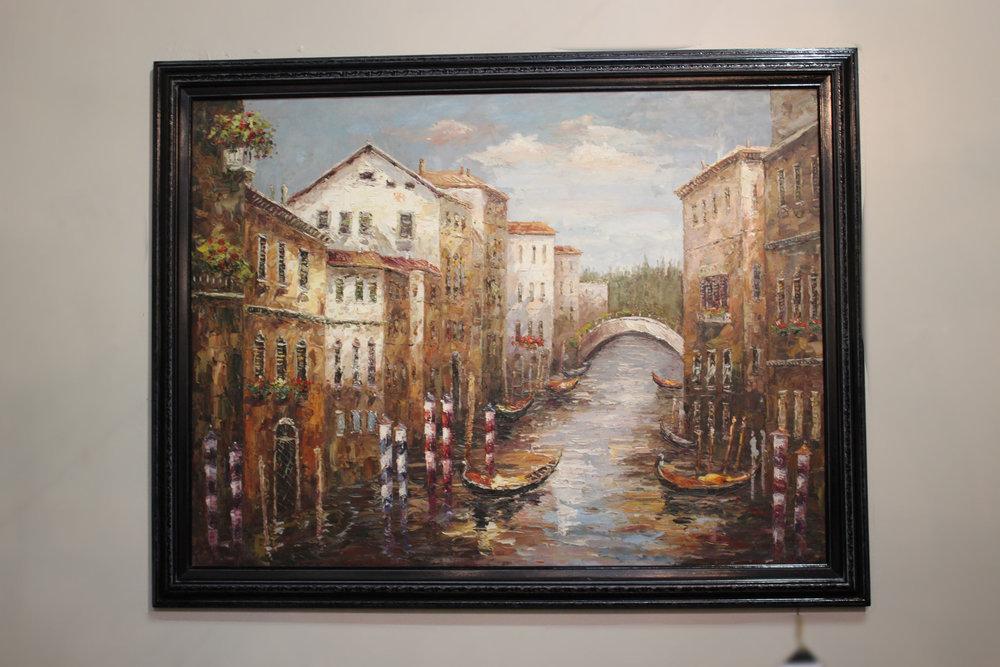 Venice Channel Art