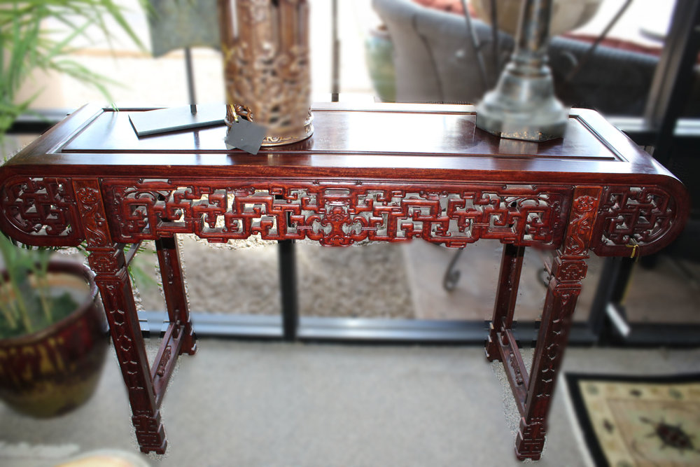 Asian Alter Console