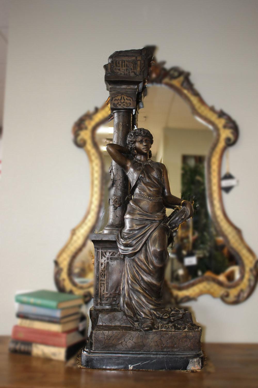 Emmauel Villanis Bronze