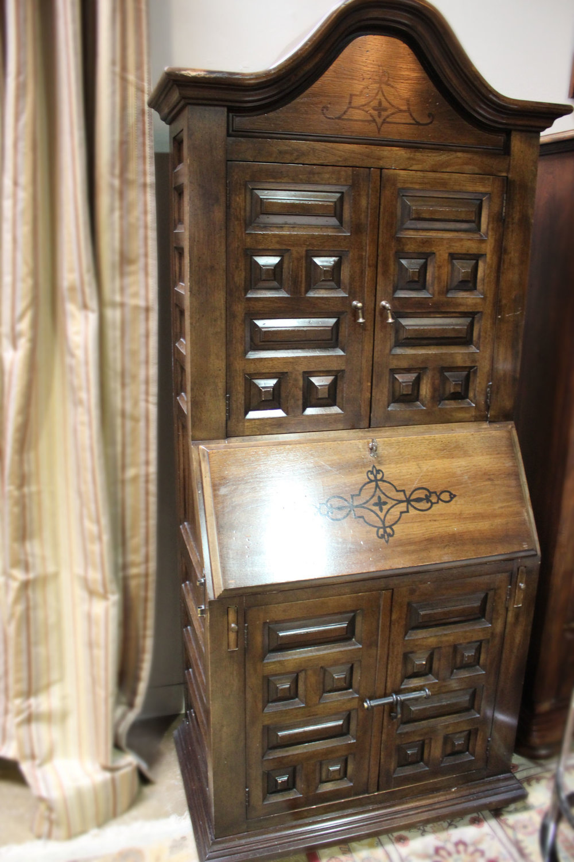 Drexel Herritage Spanish Colonial Secretary Desk