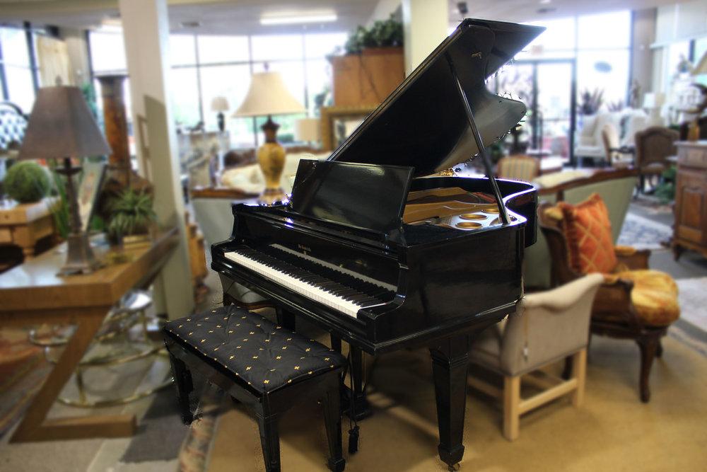 1937 Knabe 67 Baby Grand Piano