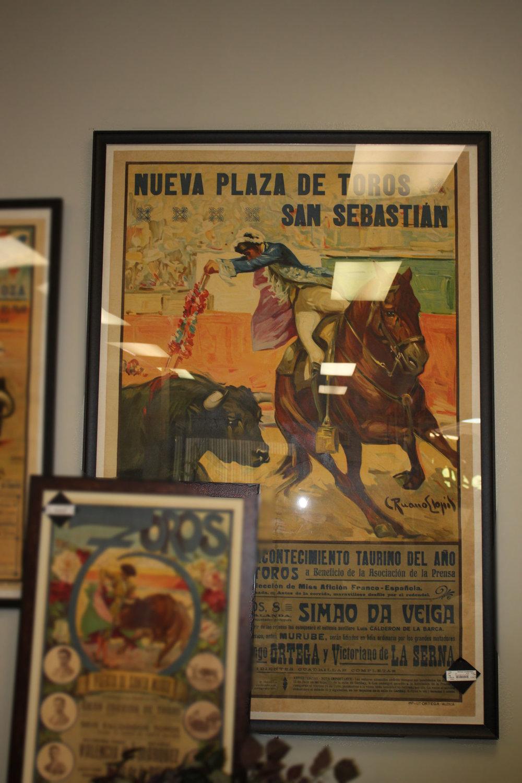 Plaza Del Toro Poster