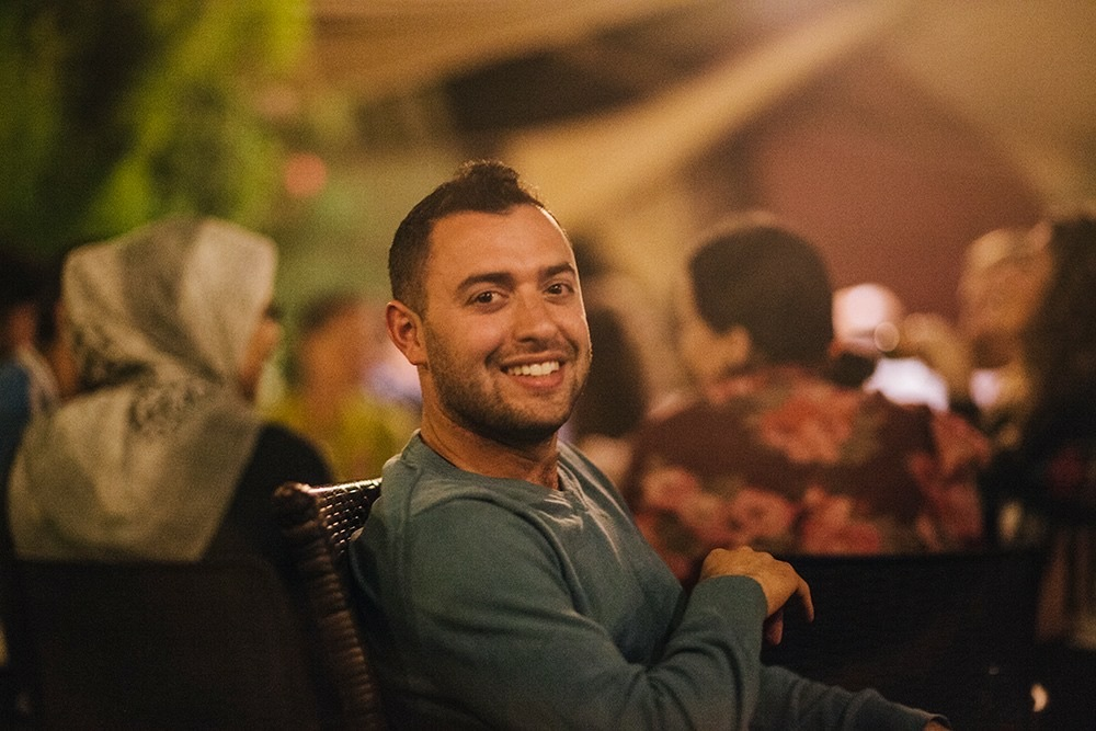 NICK MUSLEH / DIRECTOR  Nick is a UCLA Theatre, Film and Television alumnus, and studied Shakespeare performance under Joe Olivieri. He is a Shakespearean performer, director and educator. He has national television credits as an actor, and is a member of two Los Angeles based Theatre Companies. He has directed Shakespeare performance for the stage and facilitated Shakespeare education for learners and teachers throughout Los Angeles.