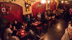 Absinthe tasting date night - Hosted by Papa Gede's Bar