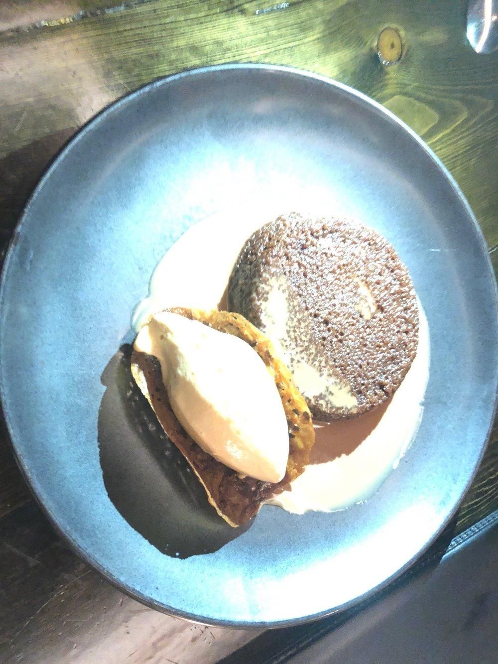 Chocolate Molton Cake