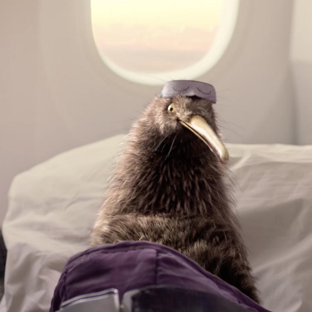 Air New Zealand - Business Premier
