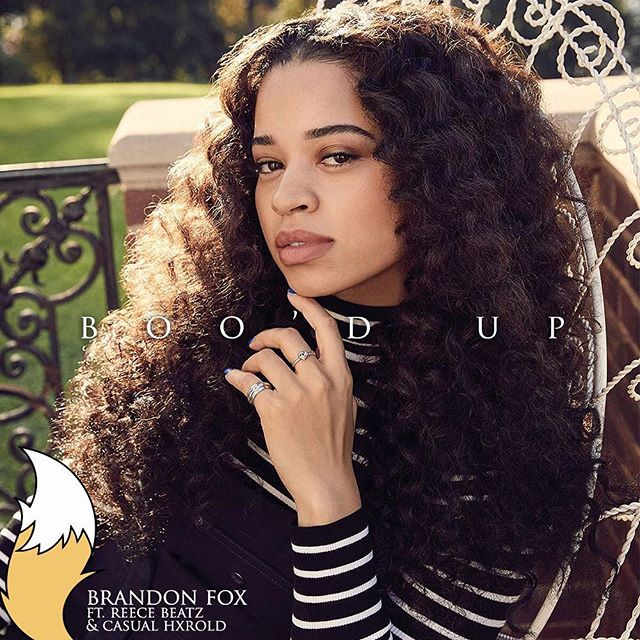 Listen to new music! @brandonthefox flipped @ellamai Boo'd Up. Click link in his bio to listen!