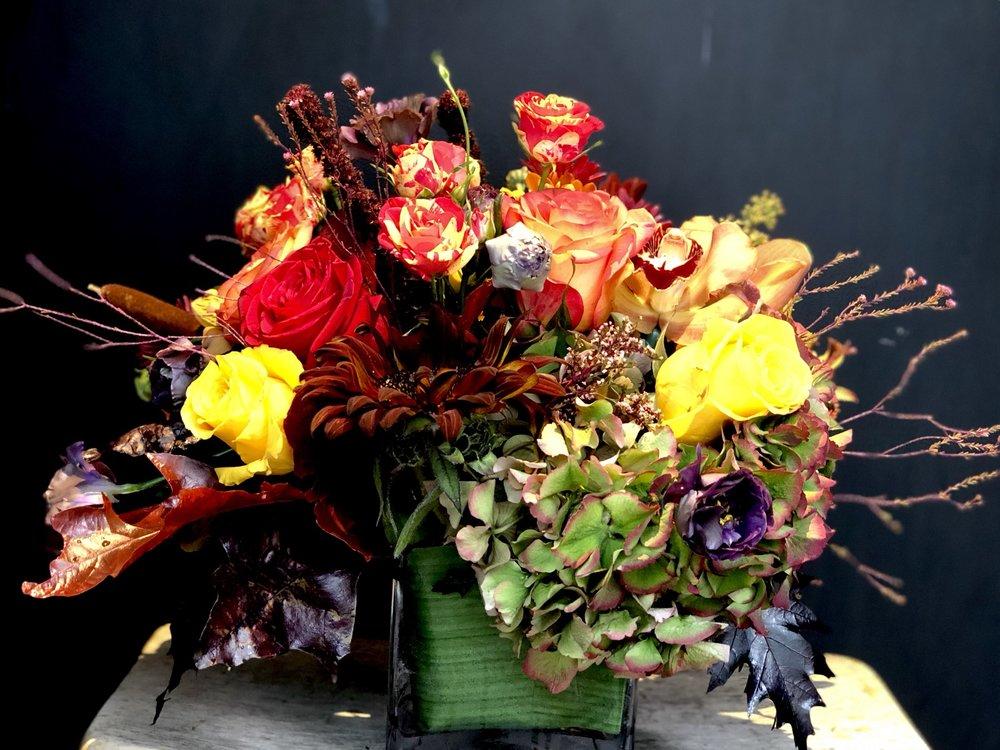 Spice in Autumn -