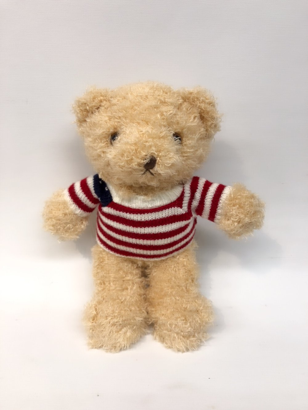 Star and striped Teddy Bear -