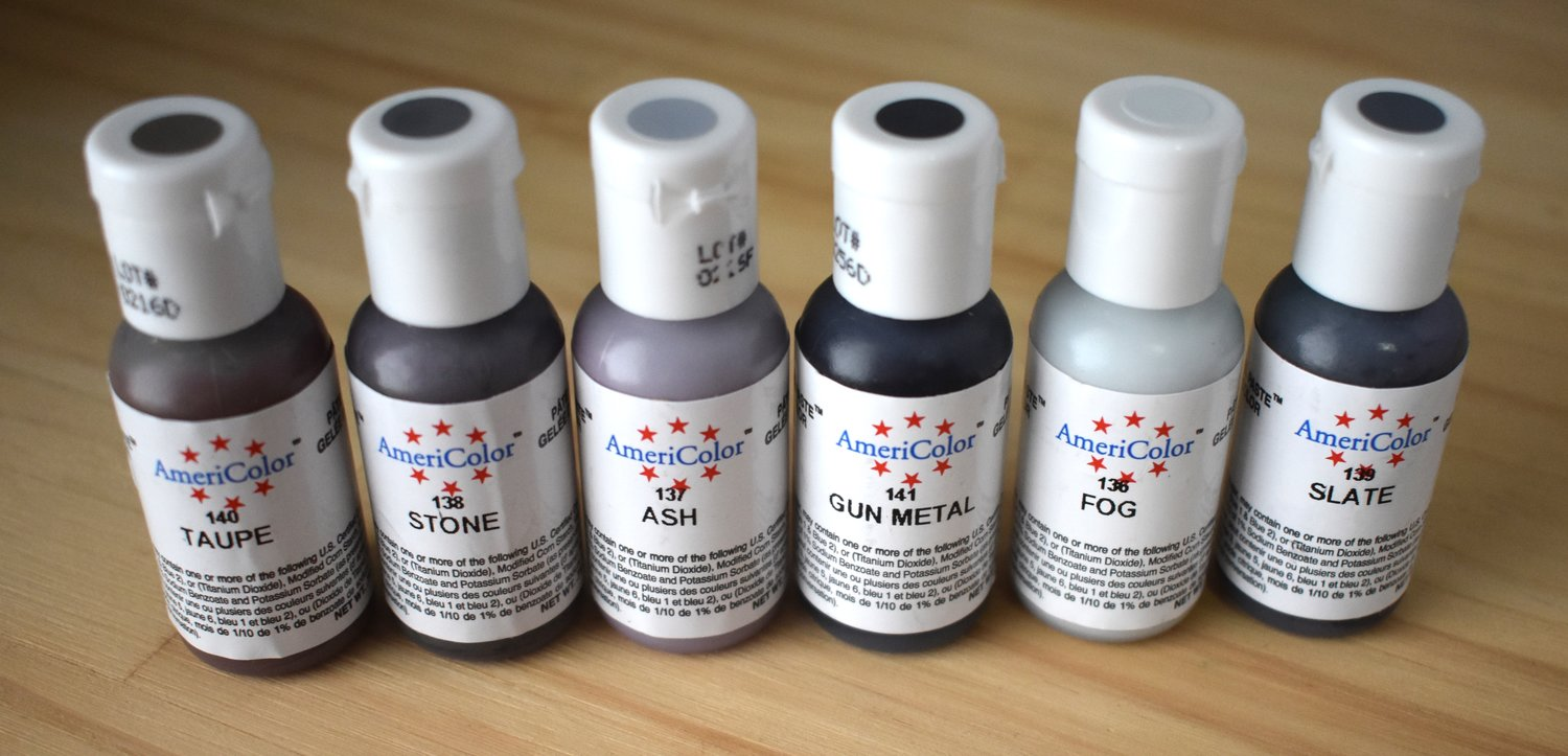 Product Review: Nifty Shades of Gray — Viva La Buttercream ...