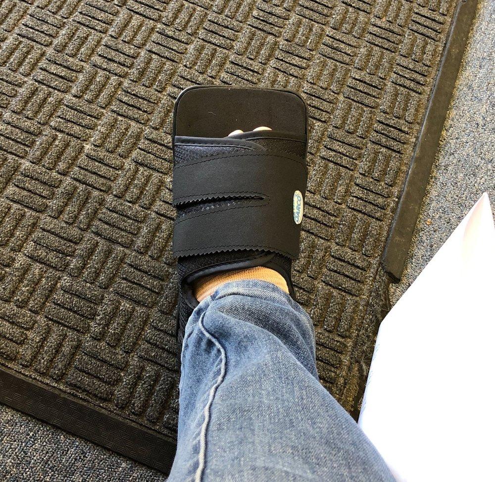 Duck Foot