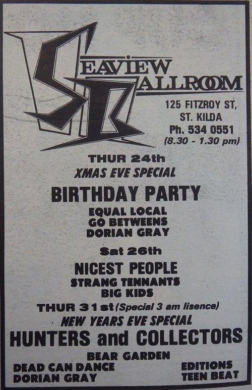 Ballroom Flyer