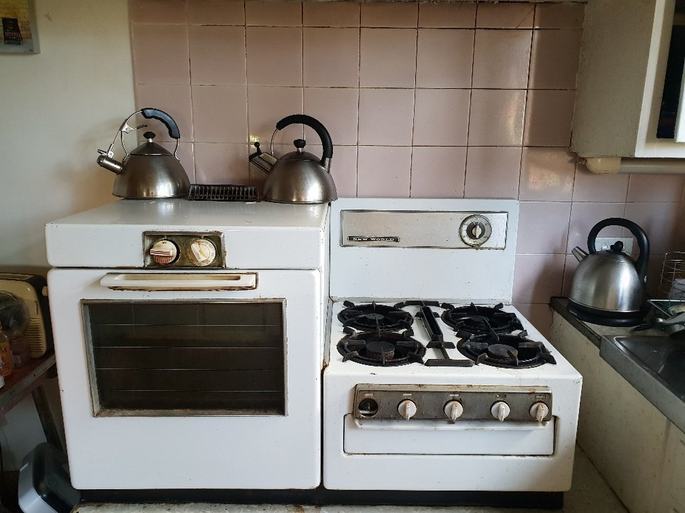 Rosewal Oven