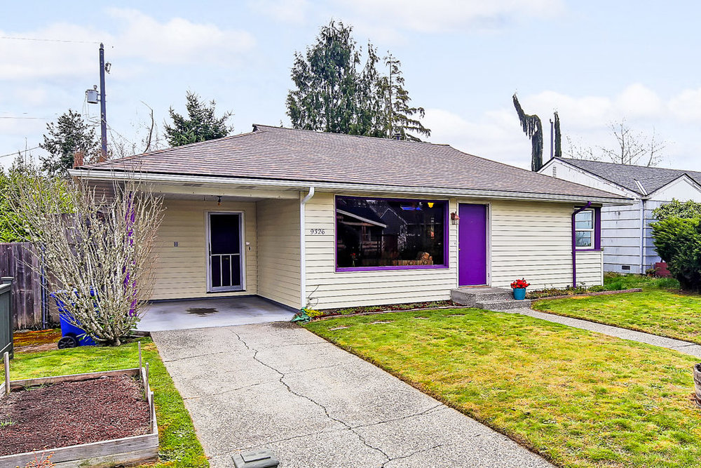 Listing: 9326 31st Place SW, Seattle | List Price: $465,000 | Sold Price: $465,000