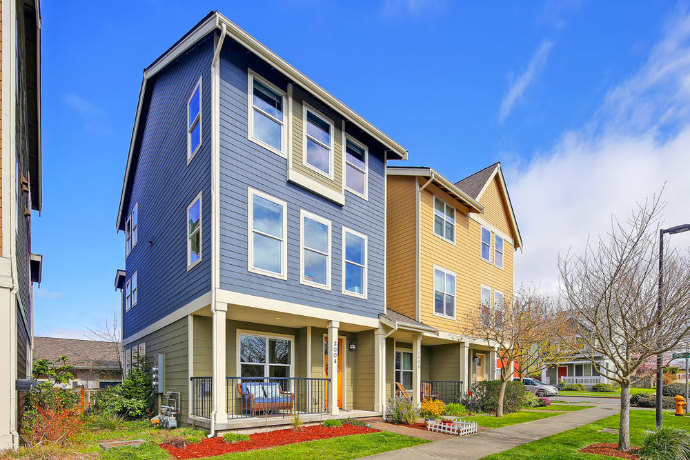 Listing:  3004 SW Graham St, Seattle | List Price: $599,000 | Sold Price: $645,000