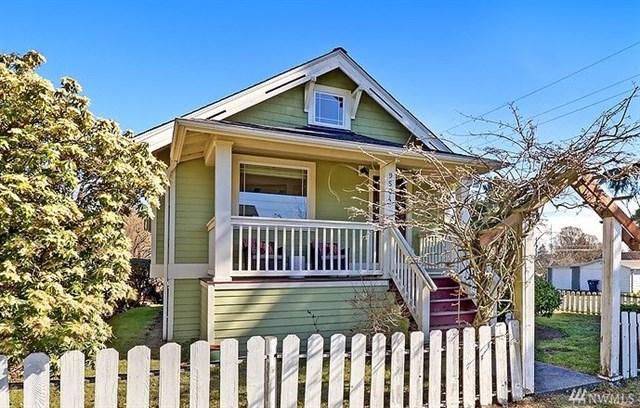 Buying: 9504 Dayton Ave N, Seattle | List Price: $699,950 | Sold Price: $851,000
