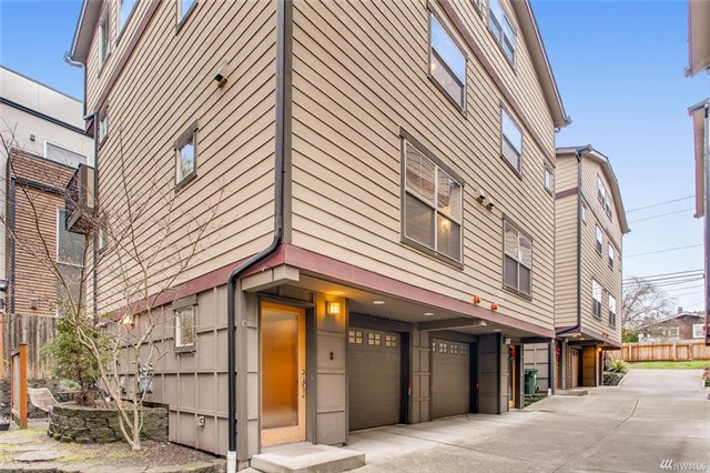 Buying: 5940 California Ave SW, Seattle | List Price: $549,000 | Sold Price: $622,000