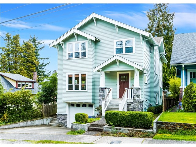 Buying: 4526 36th Ave W, Seattle | List Price: $1,195,000 | Sold Price: $1,130,000
