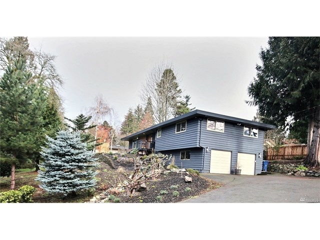 Buying: 17830 145th Ave SE, Renton | List Price: $425,000 | Sold Price: $436,500