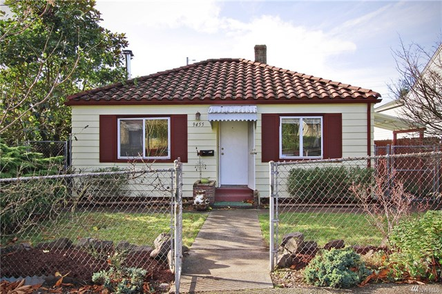 Buying: 9455 21st Ave SW, Seattle | List Price: $299,000 | Sold Price: $308,000