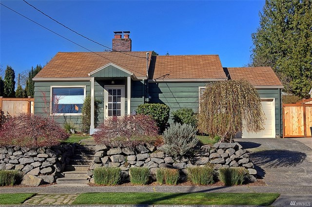 Buying: 8619 36th Ave SW, Seattle | List Price: $400,000 | Sold Price: $451,000