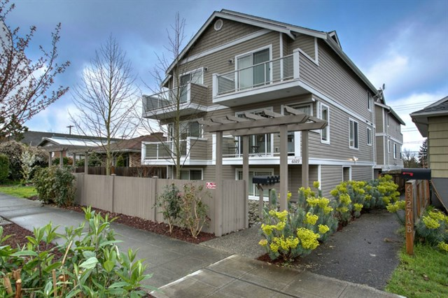 Buying: 6331 A 42nd Ave SW, Seattle | List Price: $387,000 | Sold Price: $387,000