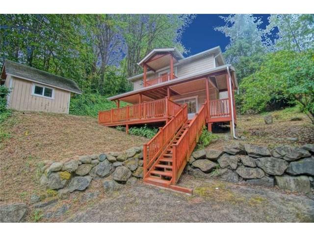 Buying: 13757 Macadam Rd S, Tukwila | List Price: $233,900 | Sold Price: $239,000