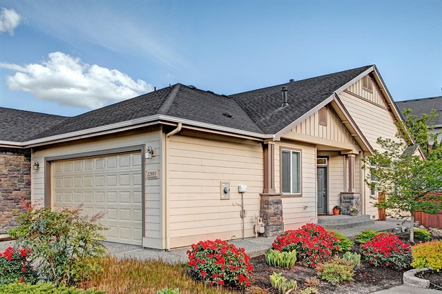 Buying: 22883 NE 128th Place, Redmond | List Price: $344,000 | Sold Price: $344,000