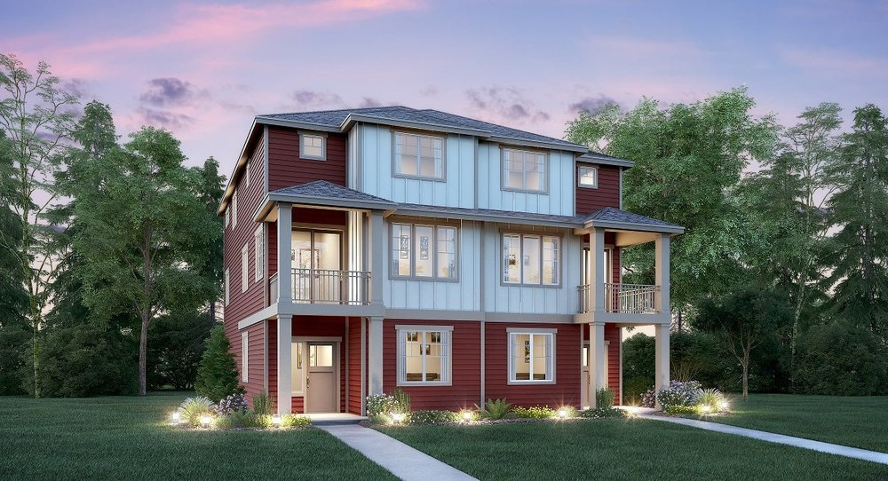 Buying: 6529 31st Ave SW #Lot Z, Seattle  | List Price: $595,950