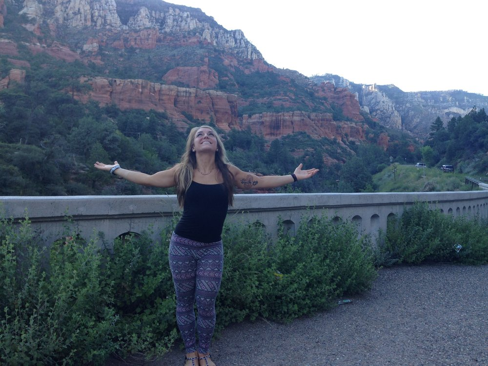 Sedona, Arizona, Summer 2015