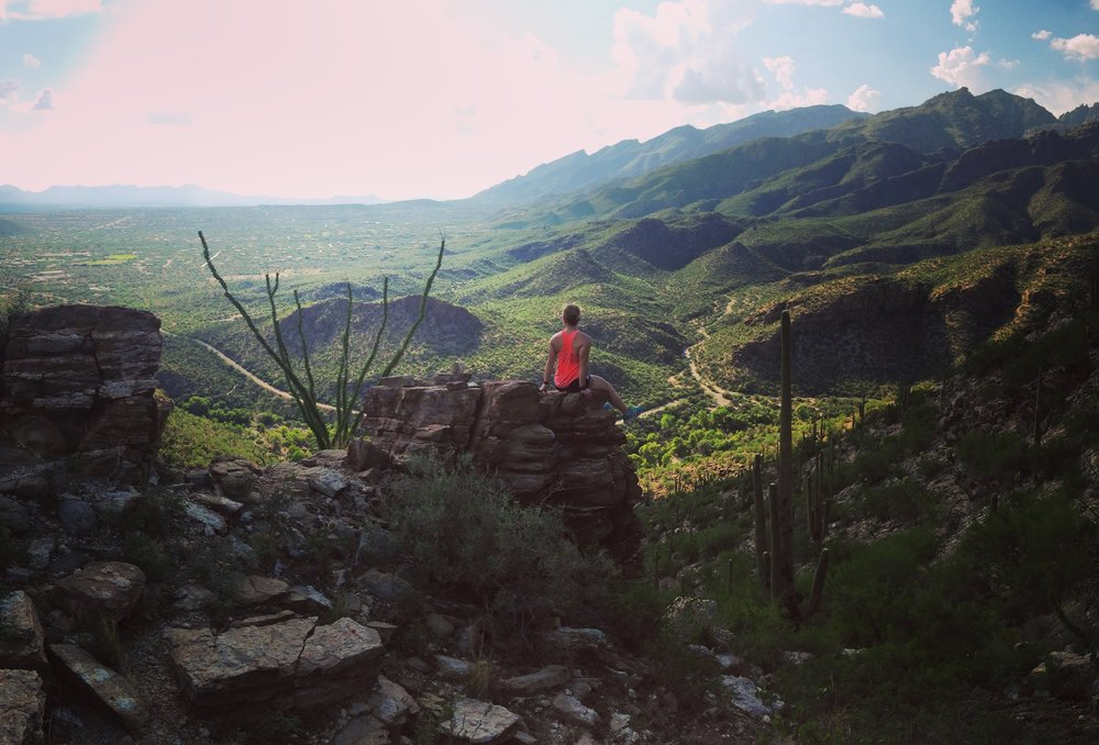 Sabino Canyon, Summer 2015