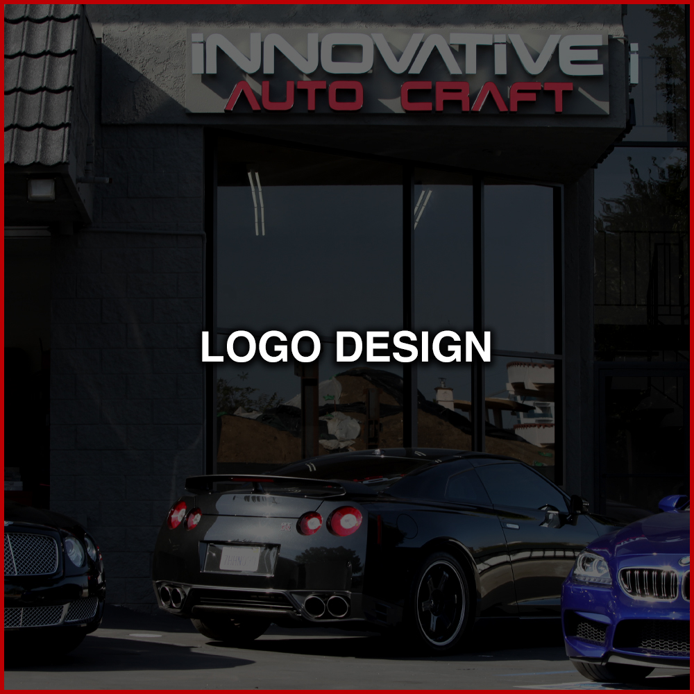 LOGO DESIGNS   We design logos that grab attention, will stand the test of time and fit into all mediums.