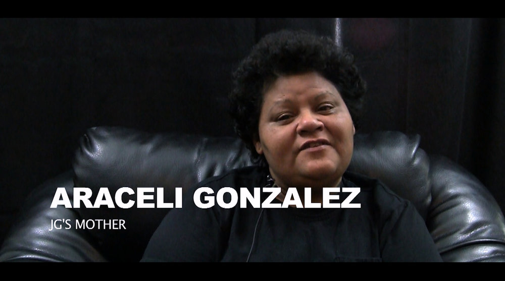 JG Gonzalez Mom Araceli