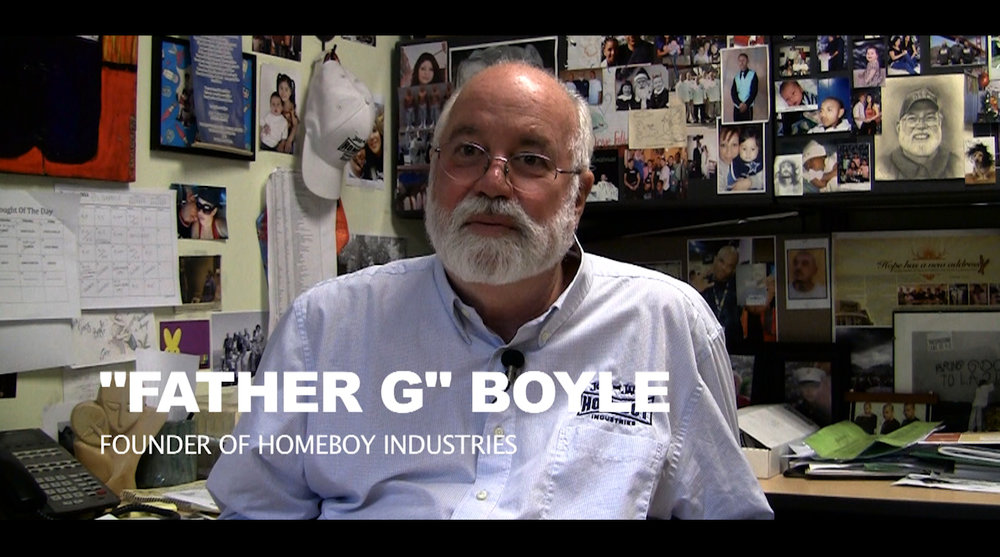 Homeboy Industries Father G