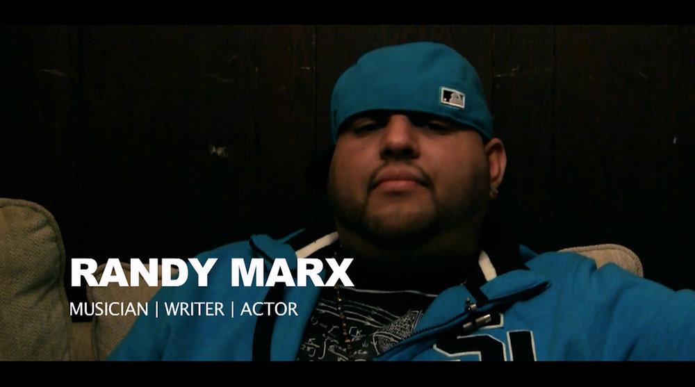 Randy Marx