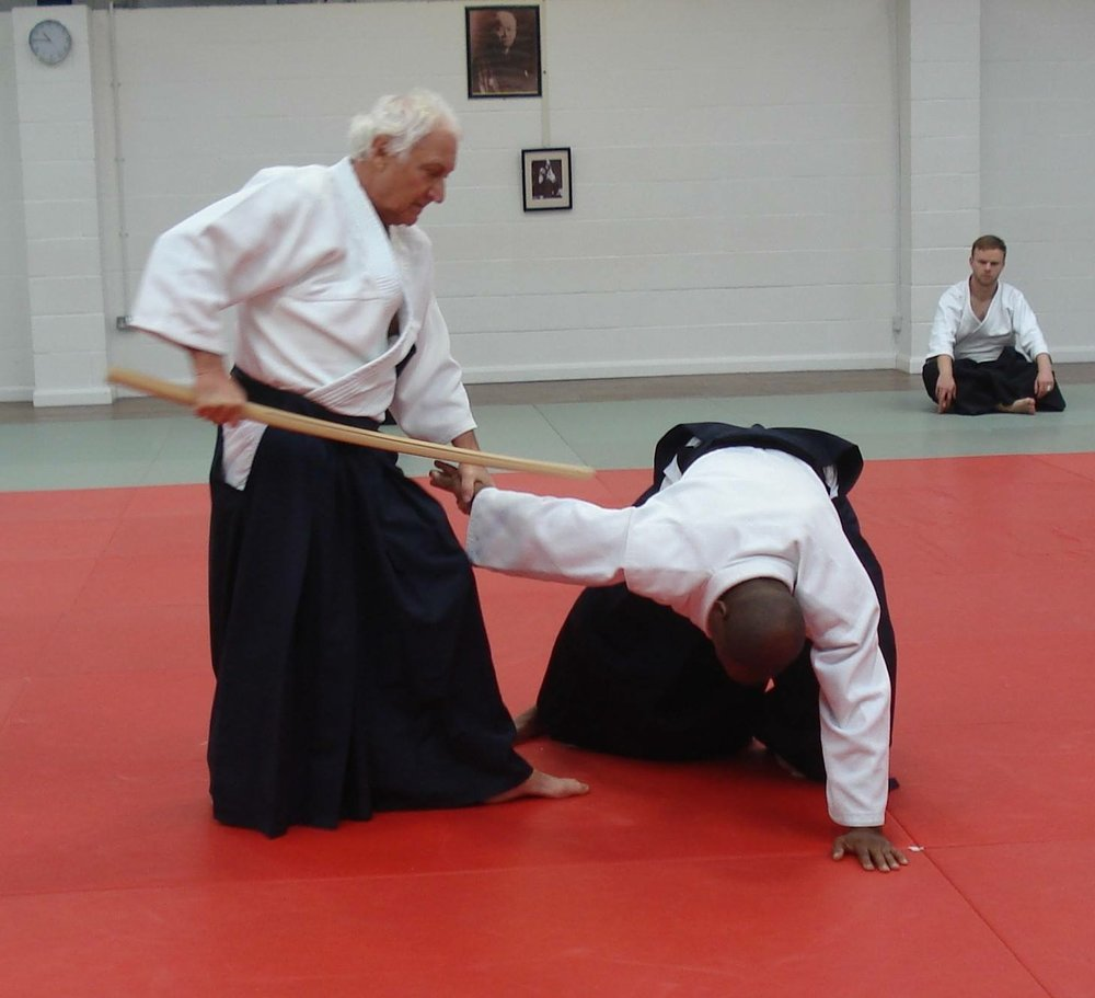 How Aikido came from the sword