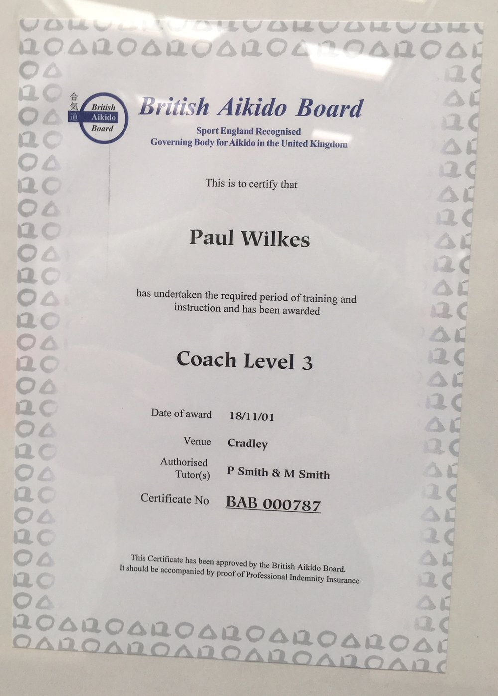 BAB Paul Wilkes Coach 3