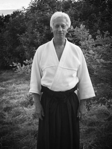 Mr Paul Wilkes 6th Dan Rokudan Shidoin