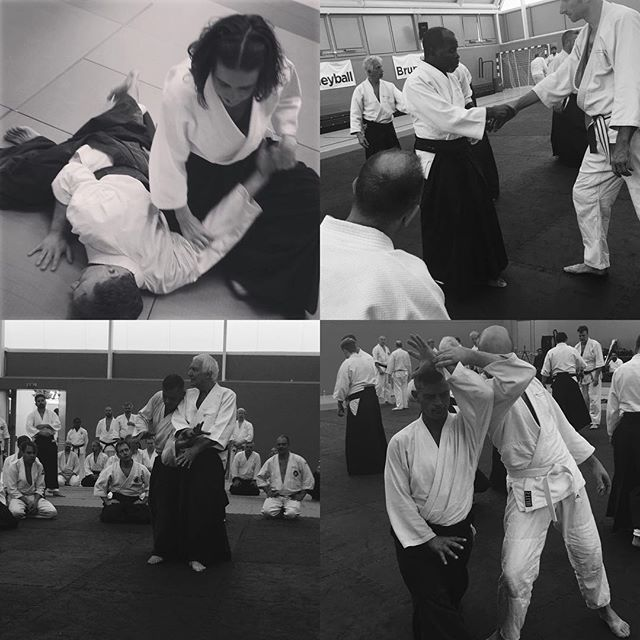 Ara, Patrick, Mike and James #aikido_aikikai #martialartslife #selfdefence #aikido #worcestershire